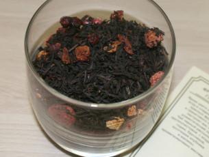 Вкусный фруктовый чай