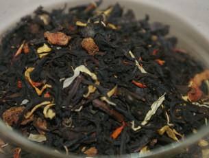 Персик айва чай