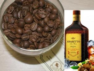 кофе амарето