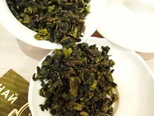 зеленый чай молочный улун купить