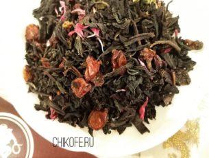 Барбарисовый чай, чай с барбарисом