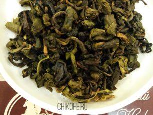 Саусеп чай, зеленый чай с саусепом