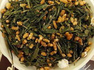 Генмайча  Чай с рисом