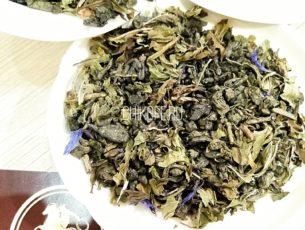 Зеленый чай с мятой, мятный зеленый чай, купить зеленый чай с мятой недорого в Москве