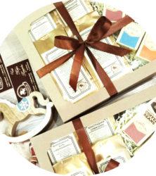Подарки в коробках и наборах Бокс (BOX)