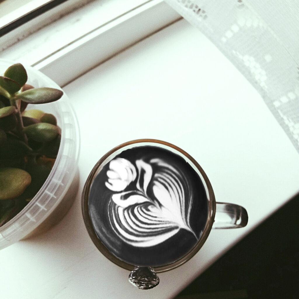 Подарок, кто любит кофе