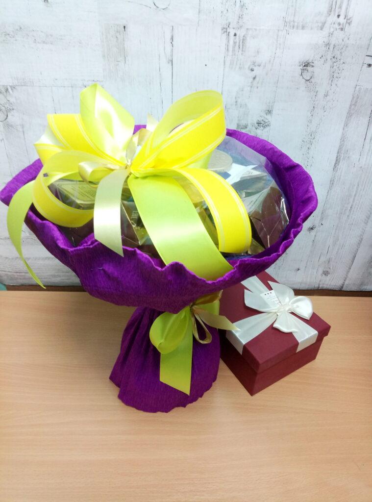 Букет учителю в подарок