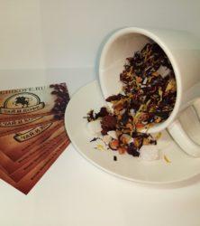 пина колада чай