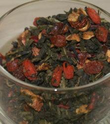 Зеленый чай Годжи