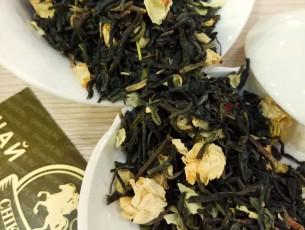 Молихуа , зеленый чай с жасмином