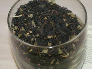 Чай с чабрецом и  мятой