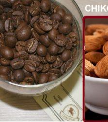 Миндальный кофе, кофе с миндалем
