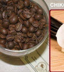 Ванильный кофе