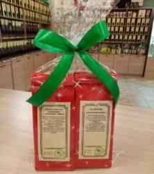 чай в подарочных упаковках +к новому году